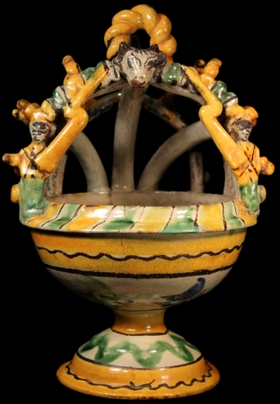 Exquisite Old Ceremonial Incense Burner