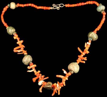 Coral & Jade Chachal